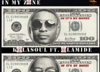 KolaSoul ft. Olamide - IN MY ZONE [prod. by Pheelz] Artwork | AceWorldTeam.com