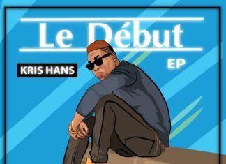 Kris Hans - LE DÉBUT [The Beginning ~ EP] Artwork | AceWorldTeam.com