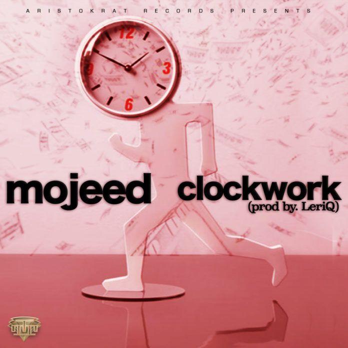 Mojeed - CLOCKWORK [prod. by LeriQ] Artwork | AceWorldTeam.com