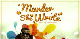 OlaZee - MURDER SHE WROTE [prod. by Frankie Free] Artwork | AceWorldTeam.com