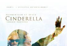 Olu Maintain ft. 2face Idibia - CINDERELLA [prod. by Kenny Wonder] Artwork | AceWorldTeam.com