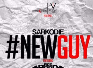 Sarkodie ft. Ace Hood - NEW GUY Artwork | AceWorldTeam.com