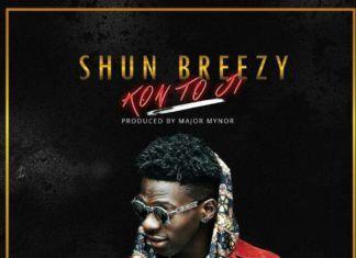 Shun Breezy - KON TO JI [prod. by Major Mynor] Artwork | AceWorldTeam.com