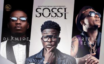 Sossi ft. Olamide & Oritse Femi - SEBEE [The Remix ~ prod. by Tefa] Artwork | AceWorldTeam.com