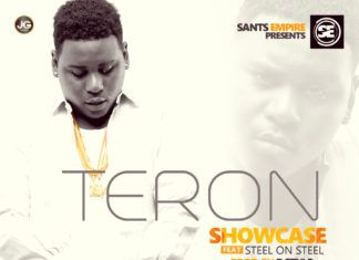 Teron ft. Steel On Steel - SHOWCASE [prod. by P.Style] Artwork | AceWorldTeam.com