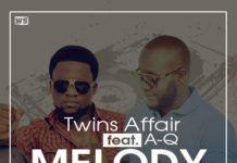 Twins Affair ft. A-Q - MELODY [Remix] Artwork | AceWorldTeam.com