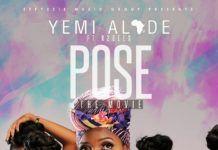 Yemi Alade ft. Mugeez - POSE [prod. by Young D] Artwork | AceWorldTeam.com