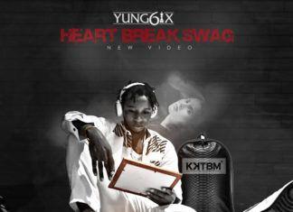 Yung6ix - HEARTBREAK SWAG [Official Video] Artwork | AceWorldTeam.com