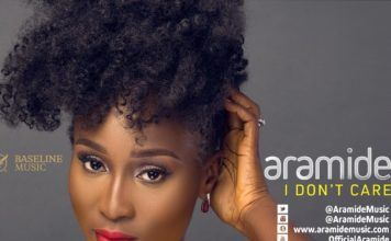 Aramide - I DON'T CARE (prod. by Sizzle PRO) Artwork | AceWorldTeam.com