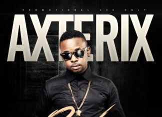 Axterix - OPEKE [prod. by DJ Coublon™] Artwork | AceWorldTeam.com