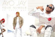 Ayo Jay ft. Fetty Wap - YOUR NUMBER Remix (prod. by Melvitto) Artwork | AceWorldTeam.com