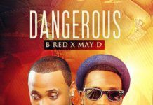 B_Red & May D - DANGEROUS [prod. by Jodee] Artwork | AceWorldTeam.com