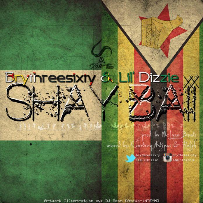 Brythreesixty & Lil' Dizzie - SHAY BAII Artwork | AceWorldTeam.com