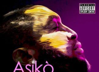 Darey ft. Olamide - ASIKO LAIYE Artwork | AceWorldTeam.com