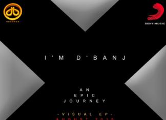 D'banj - AN EPIC JOURNEY (Visual EP) Artwork | AceWorldTeam.com