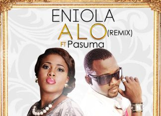 Eniola ft. Pasuma Wonder - ALO Remix (prod. by Puffy Tee) Artwork | AceWorldTeam.com