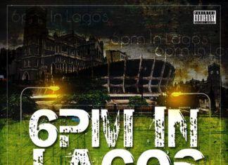 MIN ft. Deeva & Butafly - 6PM IN LAGOS Artwork | AceWorldTeam.com