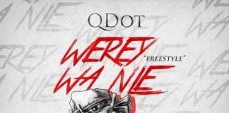 Q.Dot - WEREY WA NLE Freestyle (prod. by Antras) Artwork | AceWorldTeam.com