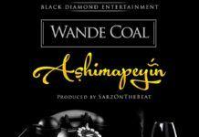 Wande Coal - ASHIMAPEYIN [prod. by Sarz] Artwork | AceWorldTeam.com
