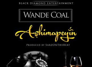 Wande Coal - ASHIMAPEYIN [prod. by Sarz] Artwork | AceWorldTeam.com