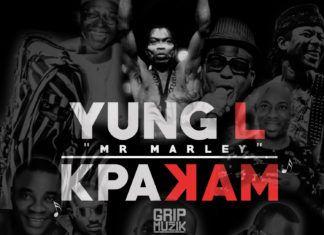 Yung L - KPAKAM (prod. by E-Kelly) Artwork | AceWorldTeam.com