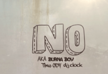 AKA, Burna Boy, Timo ODV & DJ Clock - NO Artwork | AceWorldTeam.com