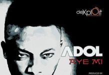 Adol - AYE MI (prod. by Spiritual Beat) Artwork | AceWorldTeam.com