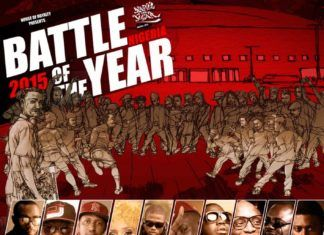 BATTLE OF THE YEAR Nigeria BREAK-DANCE CHAMPIONSHIP (2015) Artwork | AceWorldTeam.com
