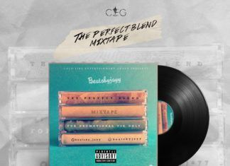 Beats By Jayy - THE PERFECT BLEND (Mixtape) Artwork | AceWorldTeam.com