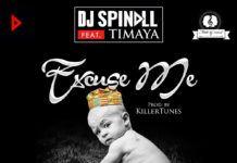 DJ Spinall ft. Timaya - EXCUSE ME (prod. by Killer Tunes) Artwork   AceWorldTeam.com