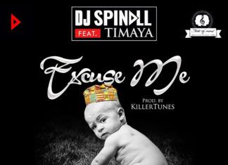 DJ Spinall ft. Timaya - EXCUSE ME (prod. by Killer Tunes) Artwork | AceWorldTeam.com
