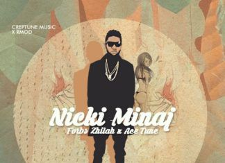 Forbs Zhilah ft. AceTune - NICKI MINAJ (prod. by Richie Mullah) Artwork | AceWorldTeam.com