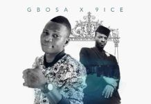 Gbosa ft. 9ice - OMO BAALE (prod. by GodSon) Artwork | AceWorldTeam.com