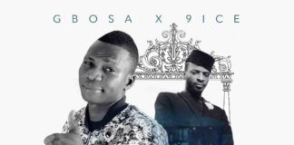 Gbosa ft. 9ice - OMO BAALE (prod. by GodSon) Artwork | AceWorldTeam.com