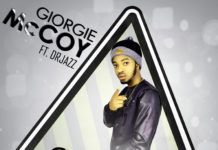 Giorgie McCoy ft. Dr. Jazz - CAUTION Artwork | AceWorldTeam.com