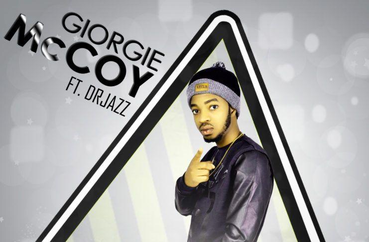 Giorgie McCoy ft. Dr. Jazz - CAUTION Artwork | AceWorldTeam.com