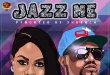 Jozie ft. DJ Jimmy Jatt - JAZZ ME (prod. by Shabach) Artwork | AceWorldTeam.com