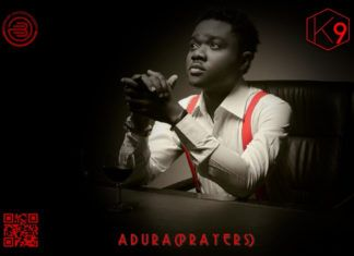 K9 - ADURA (Prayers) Artwork | AceWorldTeam.com