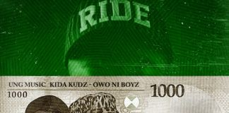 Kida Kudz - OWO NI BOYZ (prod. by O.Y Productions) Artwork | AceWorldTeam.com