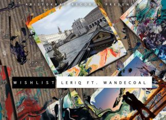 LeriQ ft. Wande Coal - WISH LIST Artwork | AceWorldTeam.com