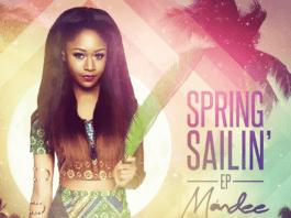Màndee - SPRING SAILIN' (EP) Artwork | AceWorldTeam.com
