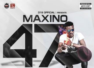 Maxino - 47 (Fire Down ~ prod. by Joe Blaque) Artwork | AceWorldTeam.com