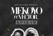 Mekoyo ft. Vector - KPAKAM Artwork | AceWorldTeam.com
