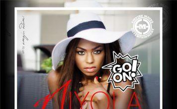 Niyola - GO ON! (prod. by Shizzi) Artwork | AceWorldTeam.com