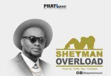 Sheyman - OVERLOAD (prod. by Puffy Tee & DJ Coublon™) Artwork   AceWorldTeam.com