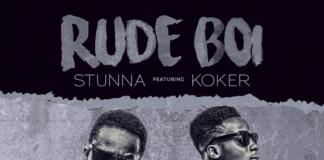 Stunna ft. Koker - RUDE BOI (prod. by L37) Artwork   AceWorldTeam.com