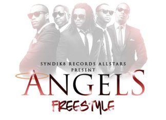 Syndik8 Records AllStars - ANGELS Freestyle (a Diddy-Dirty Money cover) Artwork | AceWorldTeam.com