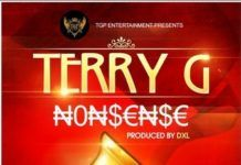 Terry G - NONSENSE (prod. by DXL) Artwork   AceWorldTeam.com