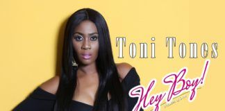 Toni Tones - HEY BOY! (prod. by DMM) Artwork | AceWorldTeam.com
