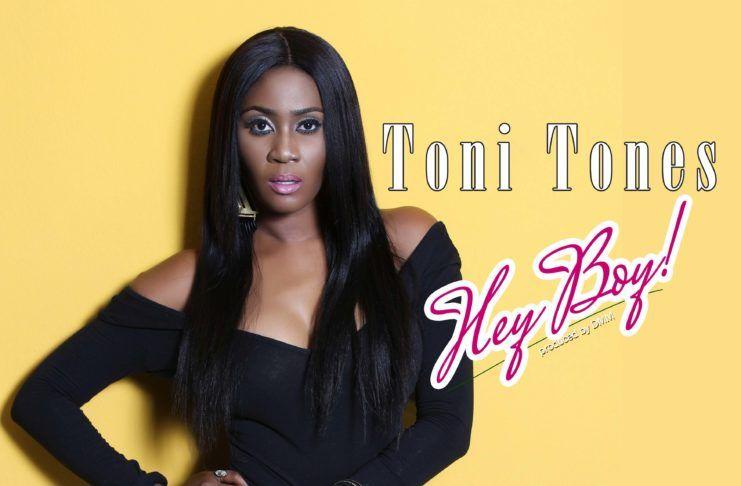 Toni Tones - HEY BOY! (prod. by DMM) Artwork | AceWorldTeam.com